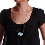 Nuage long necklace - Hop Hop Hop Over