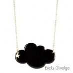 Nuage long necklace - Hop Hop Hop