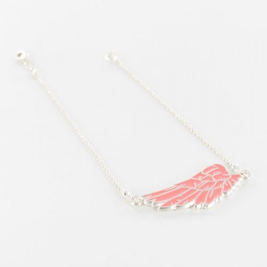 Angel bracelet coral