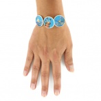 Indien teen bracelet Over