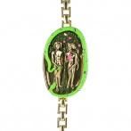 Bracelet Adam et Eve