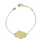 Bracelet Mini nuage paillette multi