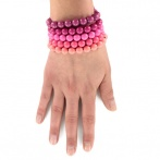 Bracelet glossy mini Over