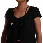 Zanimos long necklace black Over