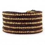 Bracelet Wrap 5 rangs