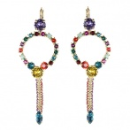 Boucles d'oreilles Hollywood