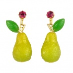 La Confiserie earrings
