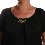 Marionnette des bois necklace Over