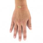 Bracelet Garçonne Over