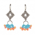Dentelle Gourmande earrings