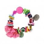 Frou frou bracelet