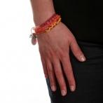 Yogi bracelet Over