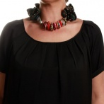 Ninette necklace Over