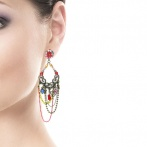 Boucles d'oreilles Leonie Liberty Over