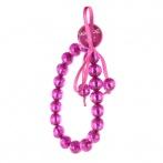 Bracelet Mini fuchsia pailleté