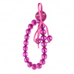 Mini bracelet fuchsia sequins