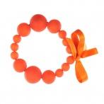 Coco bracelet orange