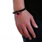 Nadia bracelet pink Over