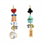 Boucles d'oreilles Le Tea Time d'Alice