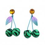 Drôles de Fruits earrings