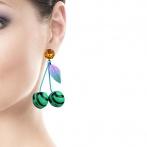 Drôles de Fruits earrings Over