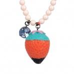 Drôles de Fruits long necklace