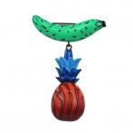 Drôles de Fruits brooch