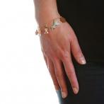 Un petit coin perdu bracelet Over