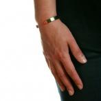 Bracelet Majorelle coquelicot Over
