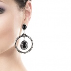 Boucles d'oreilles clips Andaman Over