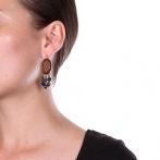 Boucles d'oreilles Andalouse Over