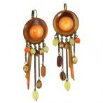 Boucles d'oreilles Annapurna