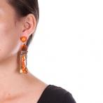 Boucles d'oreilles Annapurna Over