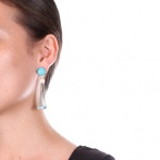 Boucles d'oreilles clips Timoa Over
