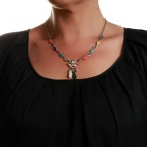 Collier Pierrot Over