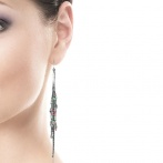 Boucles d'oreilles Calista Over