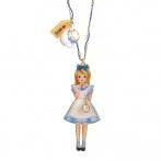 Sautoir Le Tea Time d'Alice