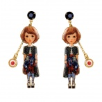 Boucles d'oreilles Fashion Week