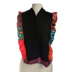 Frou Frou scarf Over