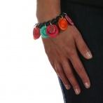 Papotage bracelet Over