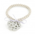 Bracelet Arabesque gris clair