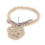 Arabesque bracelet beige