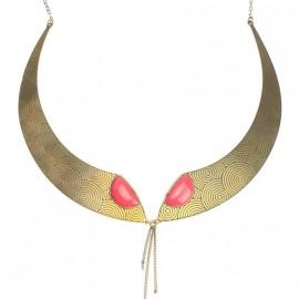 Soleil Levant necklace - Amélie Blaise