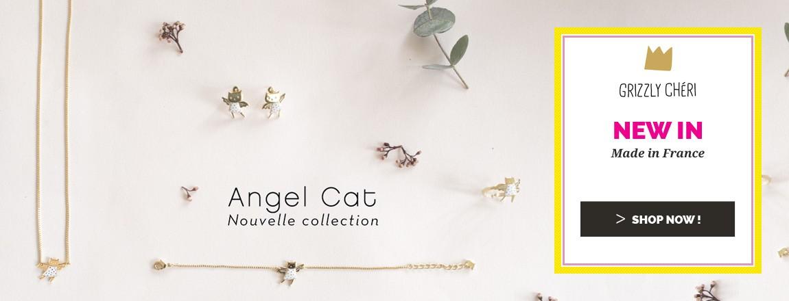 Shop Now Grizzly Cheri Jewellery