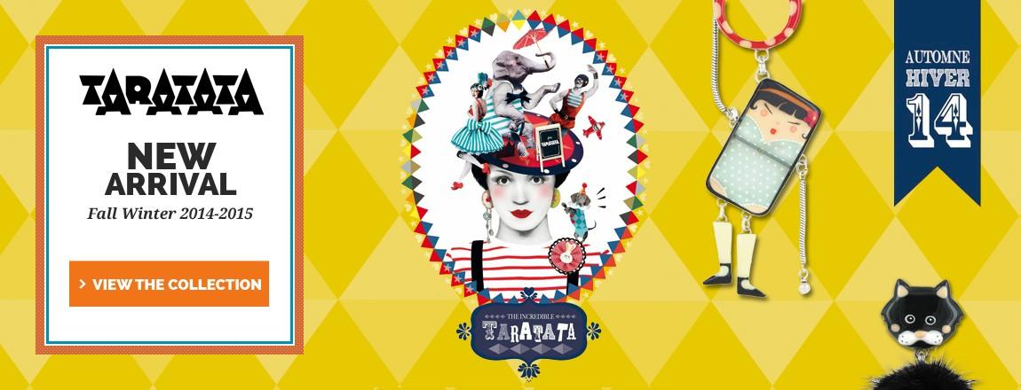 Taratata Jewellery - New Fall Winter 2015 Collection