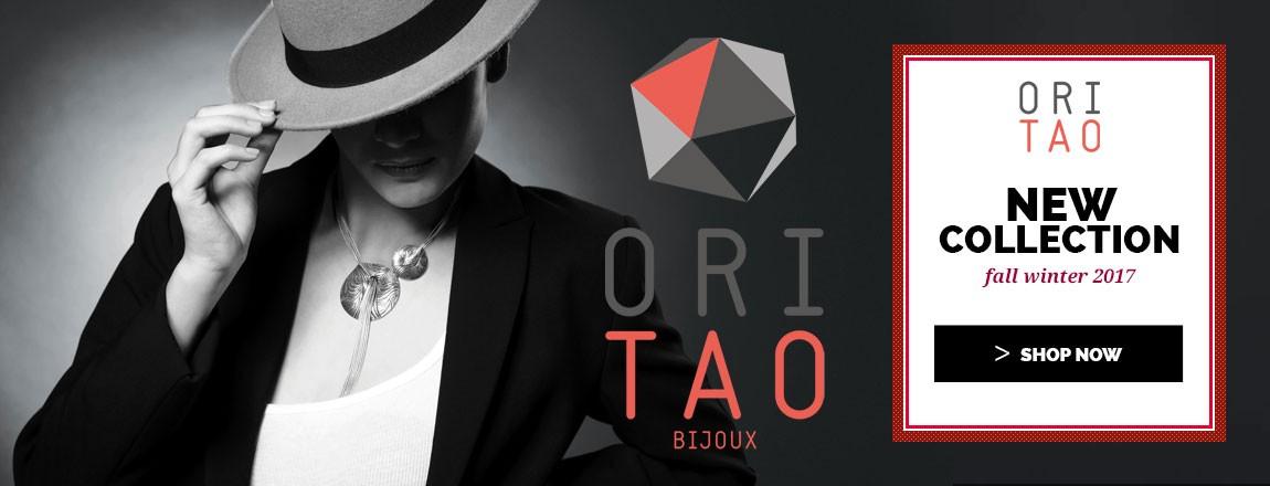 ORI TAO : Introducing New design jewelry brand!