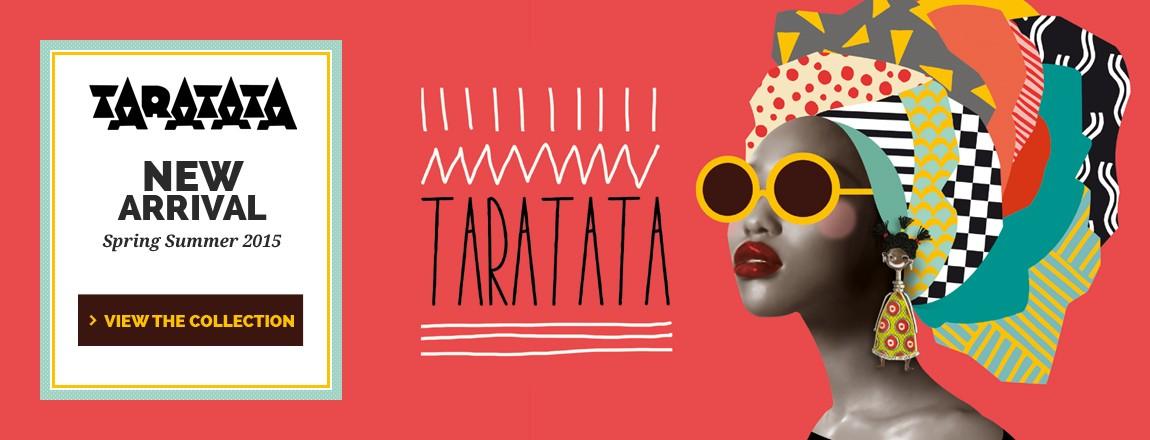 Taratata Jewellery - New Spring Summer 2015 Collection