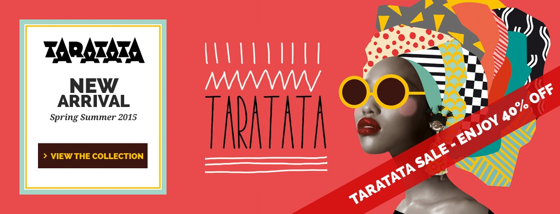 Sale on Taratata Jewellery - 40% OFF on the the summer collection