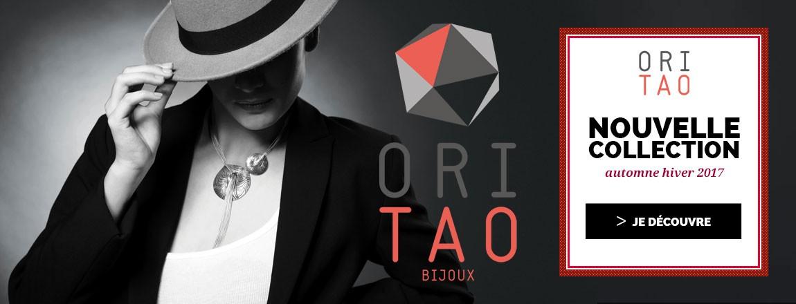 ORI TAO : Découvrez la nouvelle marque de bijoux en métal design et contemporain !