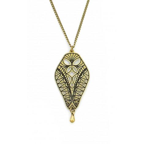 Short necklace Rainette